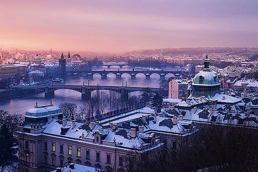 Dawn of a new day by Marek Ondracek