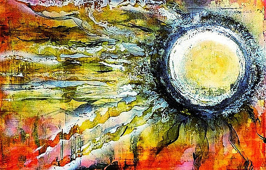 Dawn of A New Sun by 'REA' Gallery