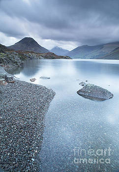 Dawn on Wast Water by Colin Roberts