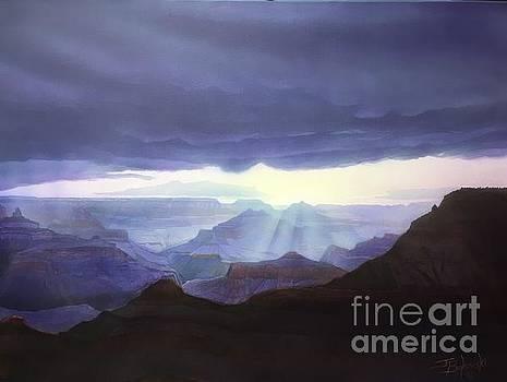 Dawn's Early Light by Jerry Bokowski