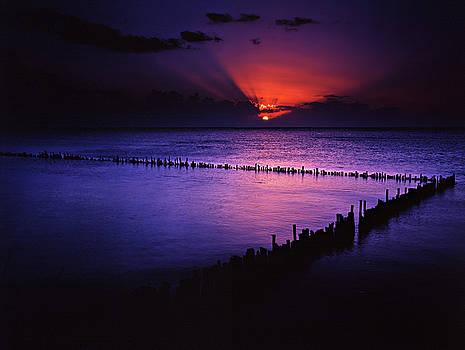 Day's End by Trinidad Dreamscape
