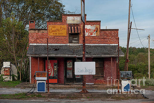 Dale Powell - Days of Old - Country Store in Inman South Carolina