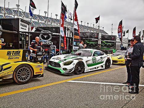 Daytona International speedway 17ROLEX034 by Howard Stapleton