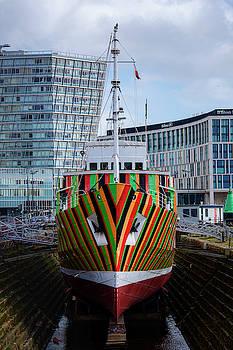 Dazzle Ship by Steev Stamford
