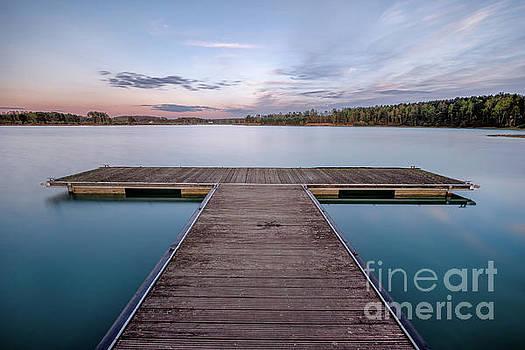De Plas Sunset by Johan Vanbockryck
