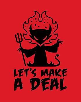 Deal With The Devil by John Schwegel