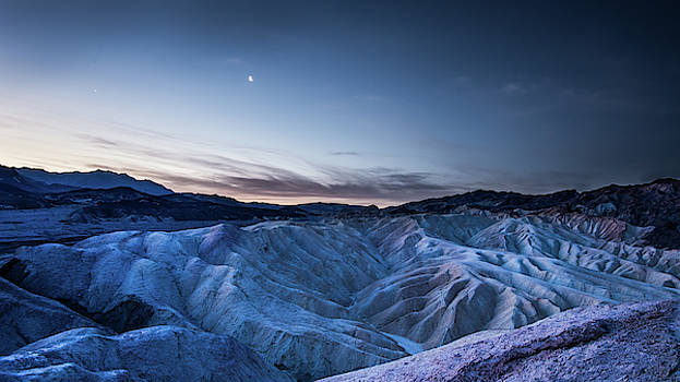 Death Valley by Chris Dahl