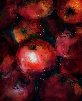 Deep Apple Space by Lisa Kaiser