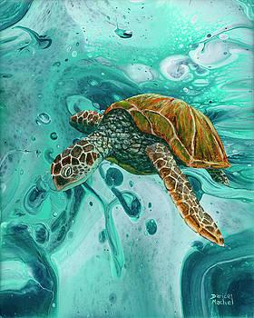 Darice Machel McGuire - Deep Sea Diver