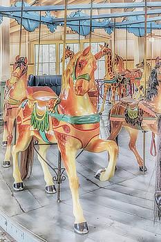 Susan Rissi Tregoning - Dentzel Carousel Horse