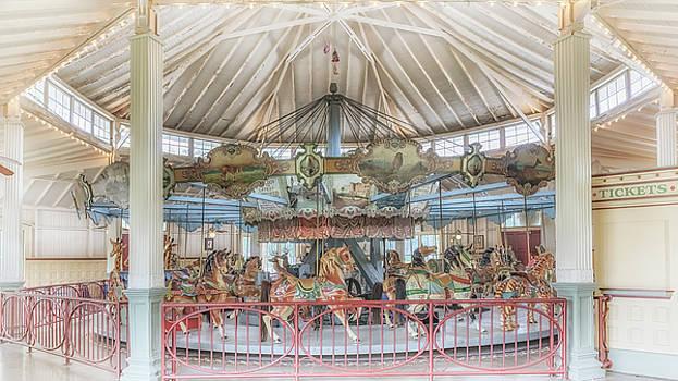 Susan Rissi Tregoning - Dentzel Carousel