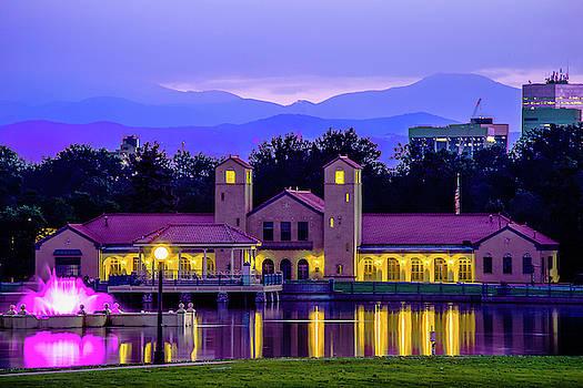 Denver City Park by Steven Bateson