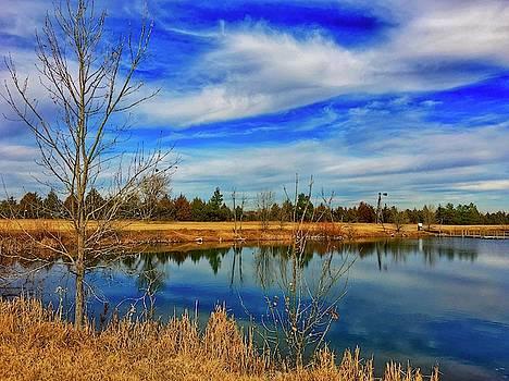 DePoorter Lake by Dan Miller