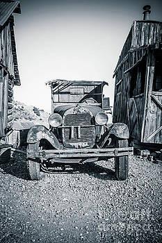 Depression Era Dust Bowl Car by Edward Fielding