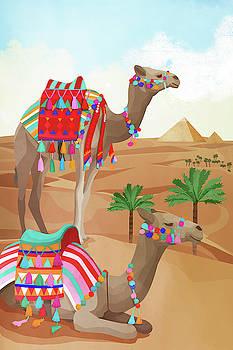 Desert Adventure by Goed Blauw