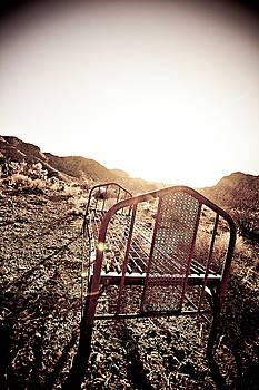 Desert Bed by Cyndi Hardy