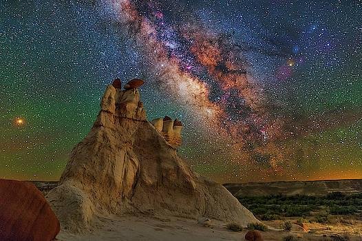 Desert Castle by Ralf Rohner
