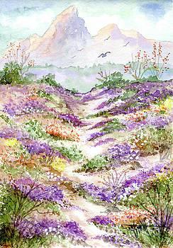 Marilyn Smith - Desert Sand Verbena