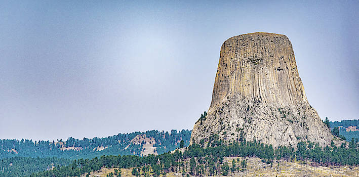 Devils Tower by Dheeraj Mutha