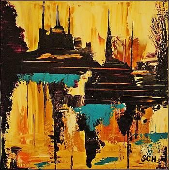Dharma in the Desert by Scott Haley