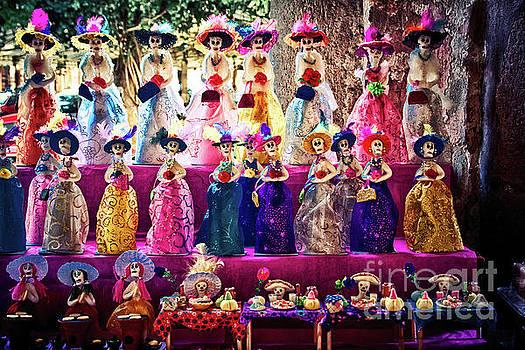 Tatiana Travelways - Dia De Los Muertos Spooky Candy Catrinas