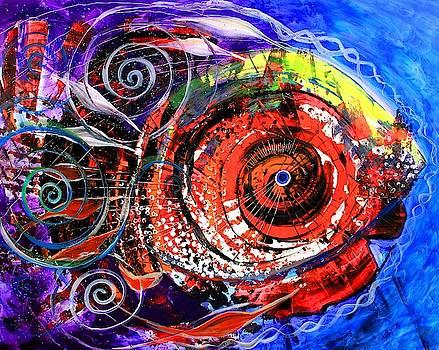 Diabla Grande by J Vincent Scarpace