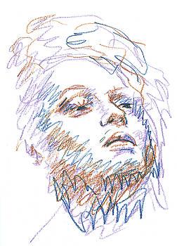 Diana Ross by Pekka Liukkonen