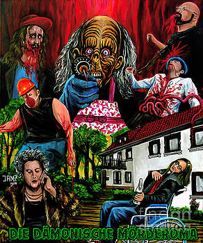 Die Damonische Morderoma by Jose Mendez