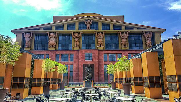 Disney Studios Burbank by Tommy Anderson