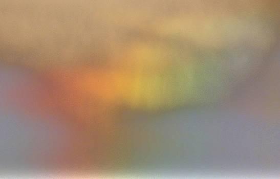 Distant Rainbow by Nik Watt