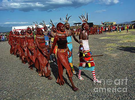 Diversity Beauty Pageant by Morris Keyonzo