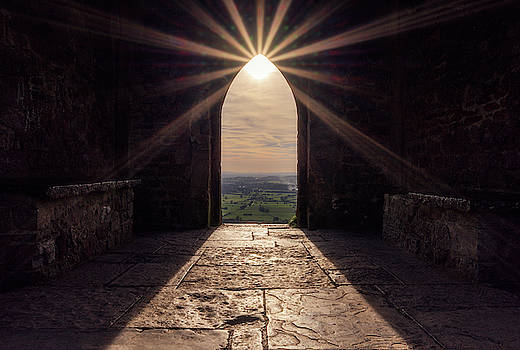 Divine Light by Kev Pearson