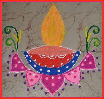 Diwali 2018 by Sonali Gangane
