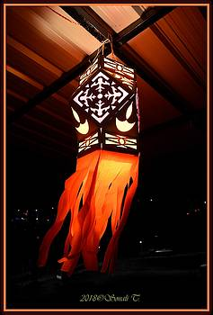 Diwali Lamp by Sonali Gangane