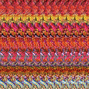 DNA Autostereogram Qualias Gut 1 by Russell Kightley