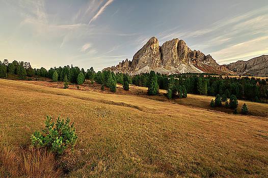 Jon Glaser - Dolomites in View