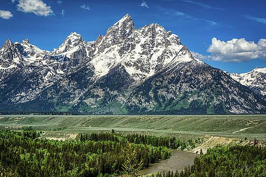Dominant Mountain by John Wilkinson