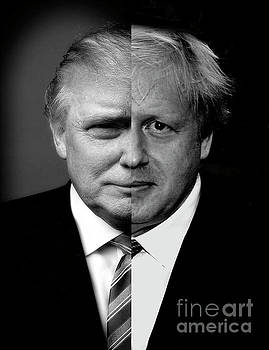 Donald and Boris - Playing at a Theater Near You by Doc Braham