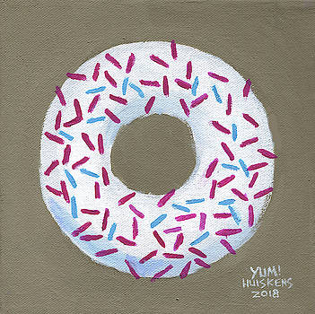 Donut No. 3 by Randal Huiskens