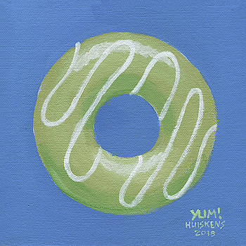 Donut No. 7 by Randal Huiskens