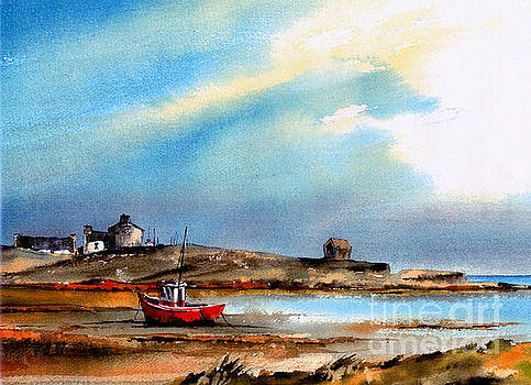 Val Byrne - Doonbeg Bay and Silver Strand  Clare