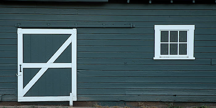 Door and Window by Peter Tellone