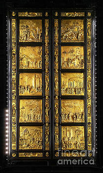Wayne Moran -  Doors Baptistery Florence Italy