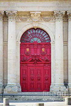 Brian Jannsen - Doors to Saint Paul-Saint Louis Church in the Marais Paris France