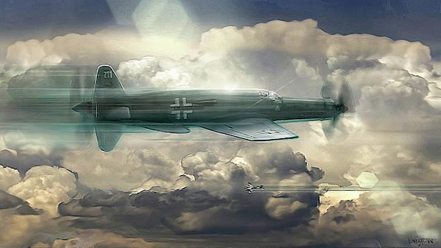 James Vaughan - Dornier - Arrow - speed equals knowledge