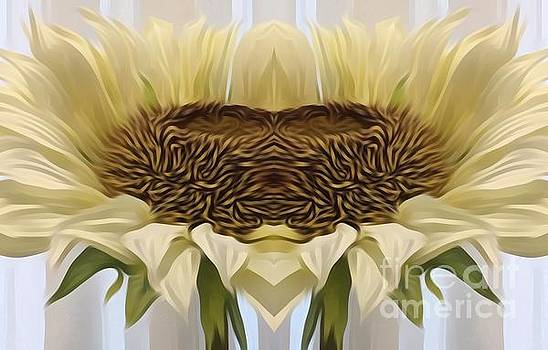 Sunflower Happiness by Jeannie Rhode