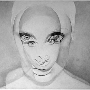 Double  Vision  Beauty by Bernel Zoleta