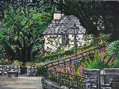 Dove Cottage by Fran Steinmark