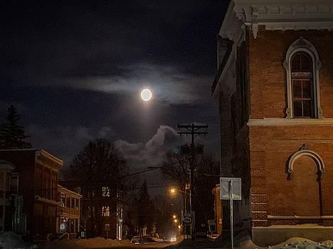 Down Maple Street by Kendall McKernon