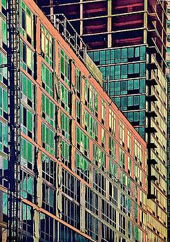 Down town by Gillis Cone